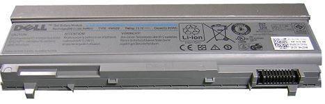 Battery : Primary 9-cell 90W/HR E6400/E6400ATG/E6500/M2400/M4400/E6410/E6510