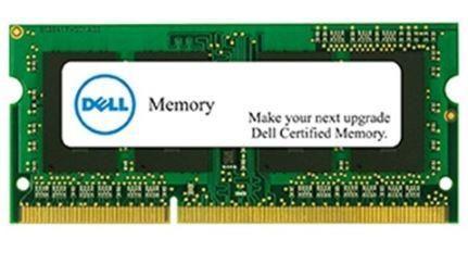 Moduł pamięci do wybranych systemów DELL - 4GB DDR3-1600 LV SODIMM 1RX8 Non-ECC