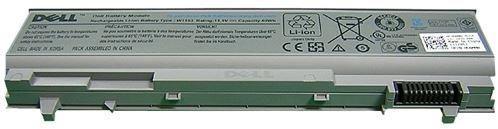 Dell Battery : Primary 6-cell 60W/HR LIION E6410 E6510 M4500