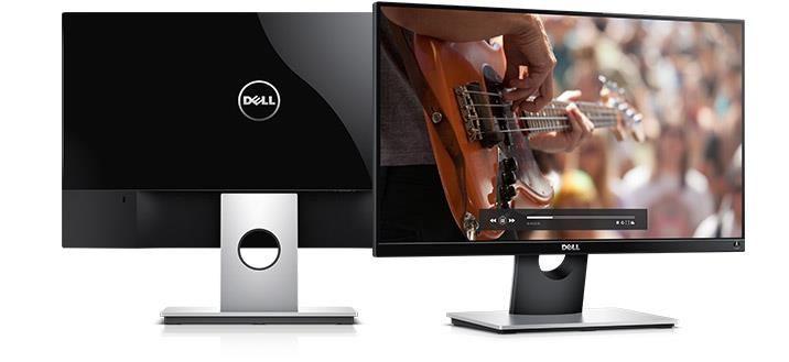Dell S2316H 23'' FHD AG IPS (1920x1080) at 60Hz, głośniki, VGA, HDMI 3YPPG