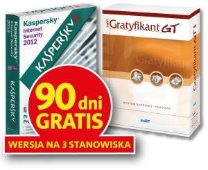 InsERT Gratyfikant GT (system kadrowo-płacowy)