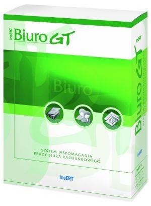 InsERT Biuro GT (system wspomagania pracy biura rachunkowego)