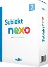 Subiekt nexo - wersja na 3 stanowiska