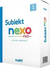 Subiekt nexo PRO - wersja na 1 stanowisko