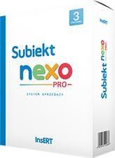 Subiekt nexo PRO - wersja na 3 stanowiska