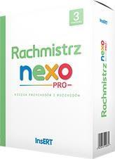 Rachmistrz nexo PRO - wersja na 3 stanowiska