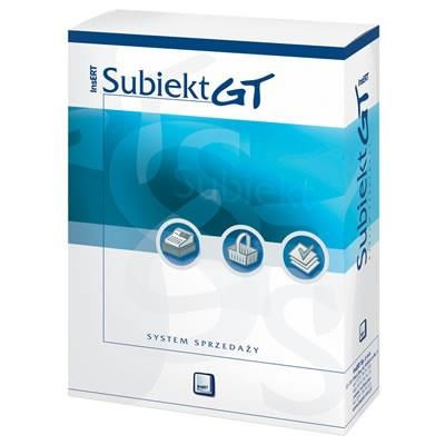 Zestaw InsERT Subiekt GT + PowerNeed Power Bank 4500mAh, Li-Poly
