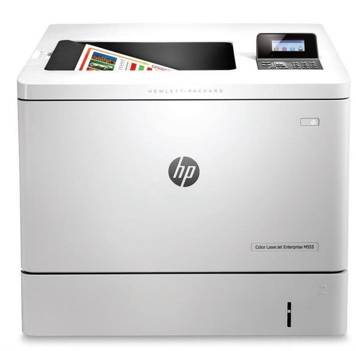Drukarka HP Color LJ Ent M553dn